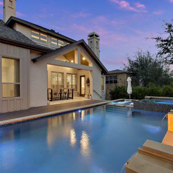 inground outdoor pool